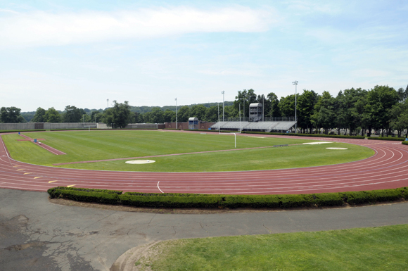 Dewitt-Cuyler Track