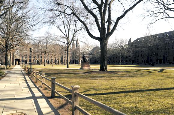 Old Campus 1