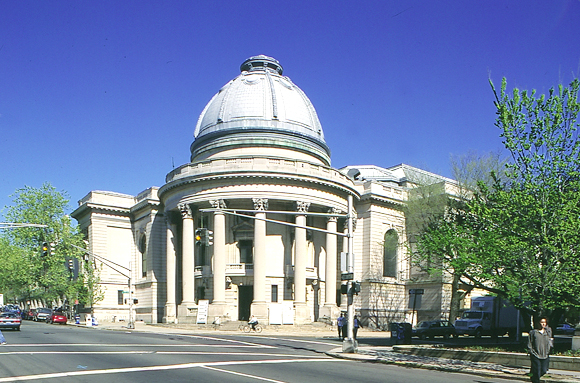 Woolsey Hall