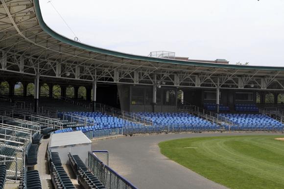 Yale Field  2