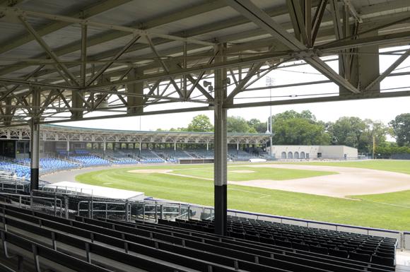 Yale Field 3