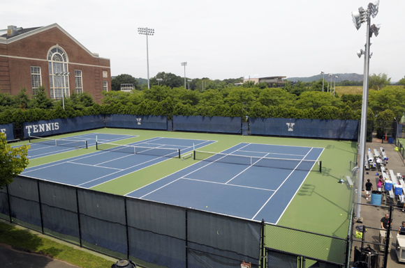 Yale Tennis Court 1