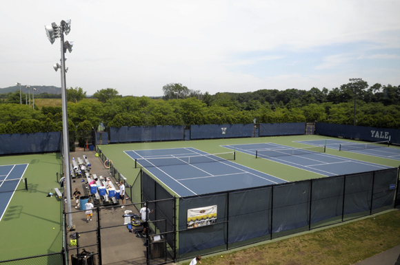Yale Tennis Court 2